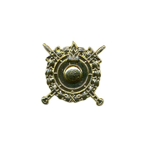 Эмблема петличная Внутренние войска повседневная металл