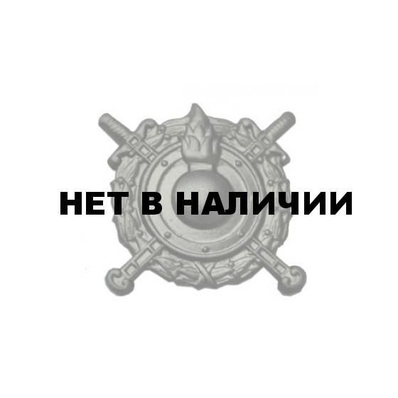 Эмблема петличная Внутренние войска полевая металл
