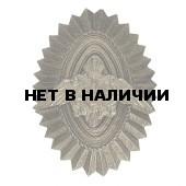 Кокарда ПВ офицерская металл