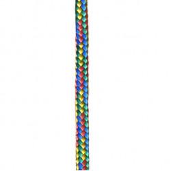 Верёвка 3,0 мм цветная