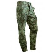 Брюки МПА-28 (ткань Софтшелл), камуфляж питон лес