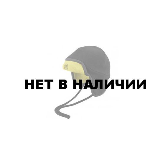 Шапочка Snow черный/желтый