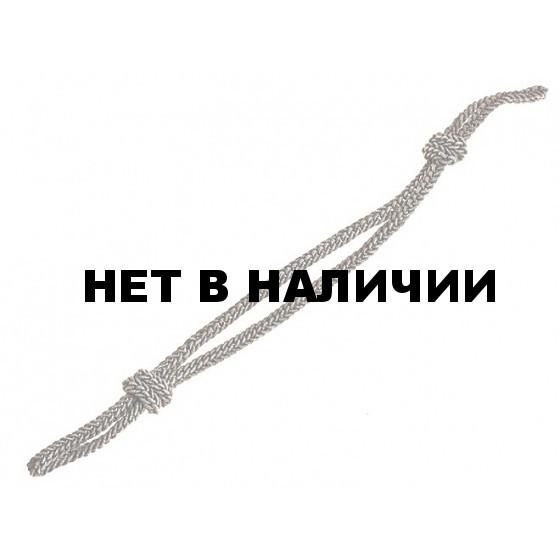 Ремешок на фуражку Филигрань серебряная