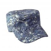 Кепи НАТО, камуфляж серо-голубая цифра (грета 4605/4)
