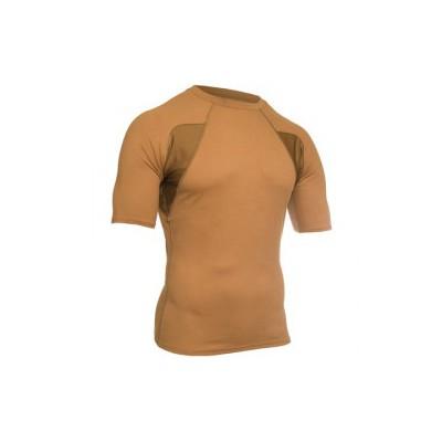 Термобелье футболка EF Shirt Short Sleeve Crew Neck Coyote Tan Blackhawk