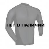 Термобелье фуфайка EF Shirt Long Sleeve 1/4 Zip Black Blackhawk