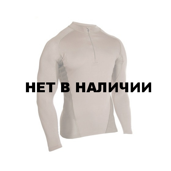 Термобелье фуфайка EF Shirt Long Sleeve 1/4 Zip Foliage Green Blackhawk