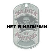 Жетон 2-18 SOLDIER of FORTUNE металл
