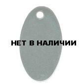 Жетон 12-9 Чистый овал металл