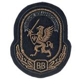Нашивка на рукав Главное командование ВВ вышивка шелк