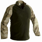 Рубашка МПА-12, камуфляж песок + хаки OLD