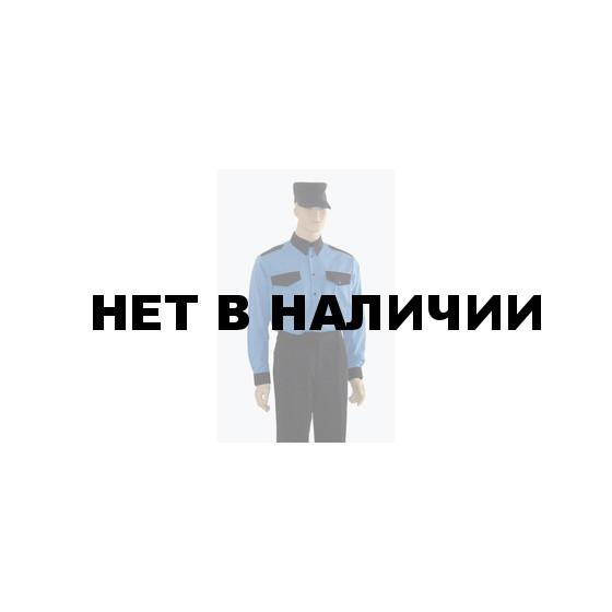 Рубашка Охранника в запр. гол. с длинным рукавом с ч/вор