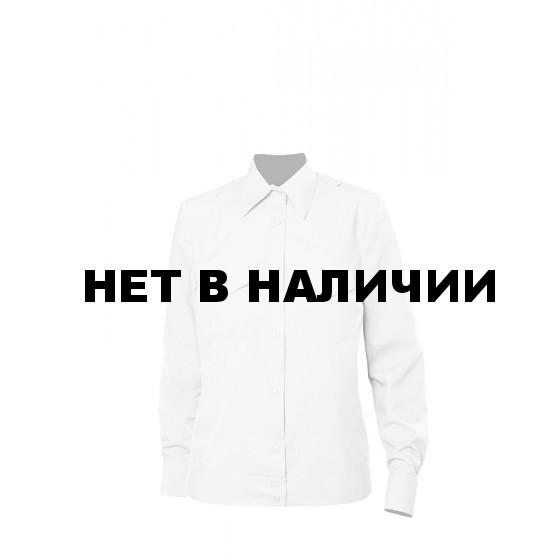 Рубашка форменная Белая Женская с Д/р