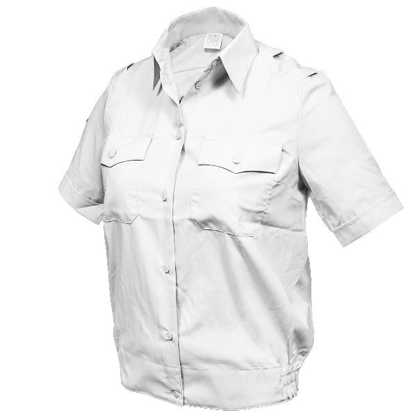 beacbc0e1069 Рубашка форменная Белая Женская с К/р, производитель Магеллан Купить ...