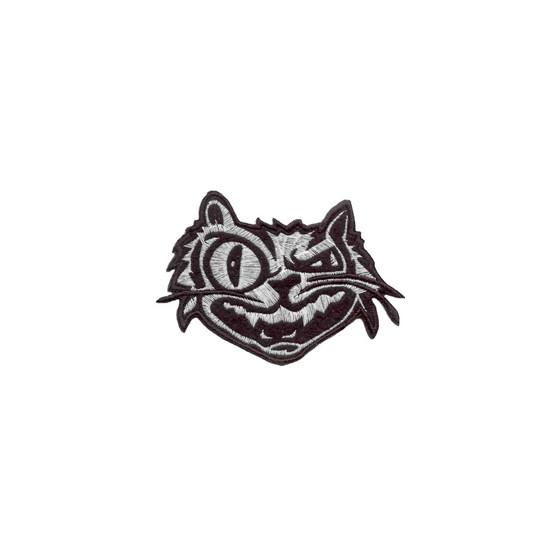 Термонаклейка -0573 Дикий кот вышивка