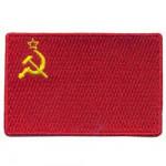 Термонаклейка -1118 USSR flag вышивка