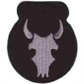 Термонаклейка -1311 34-я Пехотная дивизия вышивка