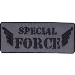 Термонаклейка -1579.1 Спецназ серый вышивка