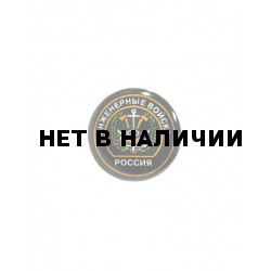 Значок сувенирный № 12 Россия Инженерные войска полиамид