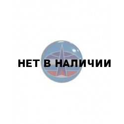 Значок сувенирный № 13 Россия Космические войска полиамид
