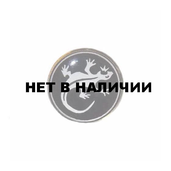 Значок сувенирный № 38 Ящерица полиамид