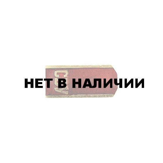 Миниатюрный знак Погончик СВУ металл