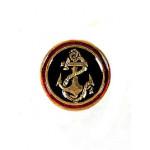 Миниатюрный знак Морская пехота металл