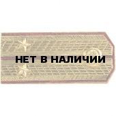 Миниатюрный знак Погончик РА металл