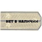 Миниатюрный знак Погончик ВМФ металл