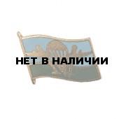 Миниатюрный знак Флажок ВДВ металл
