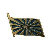 Миниатюрный знак Флажок ВВС металл