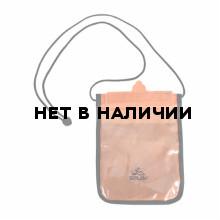 Кошелек влагозащитный нагрудный 17x21 (оранжевый)