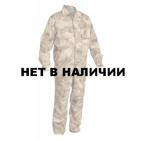Костюм летний МПА-05 (НАТО-2), камуфляж песок, ткань Мираж-210