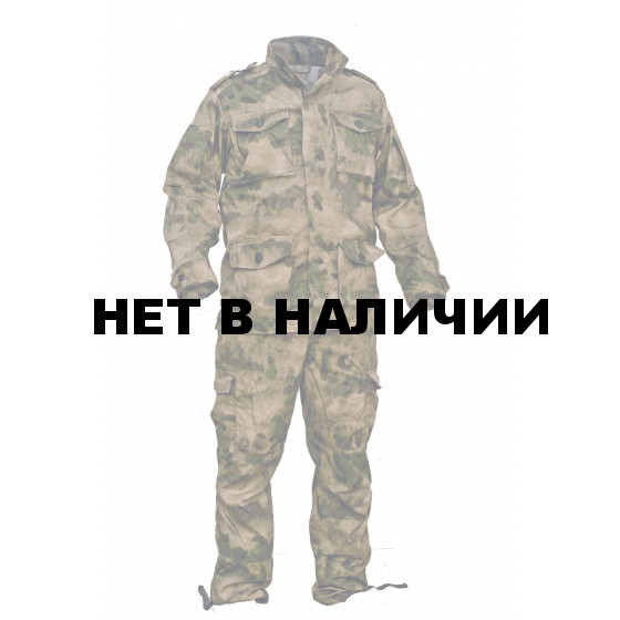 Костюм летний МПА-23 (Парашютист), камуфляж мох, Мираж-210