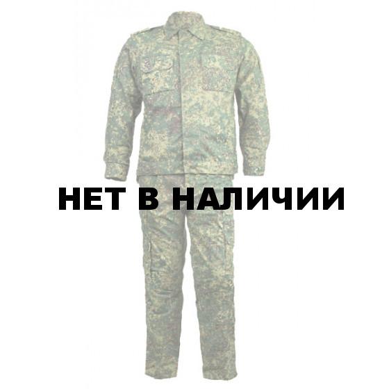 Костюм летний МПА-24 (Спецназ), камуфляж зел.цифра, Мираж