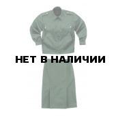 Комплект Охранник женский зеленый гретта