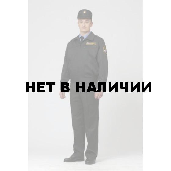 Костюм летний ТЕСЕЙ черный