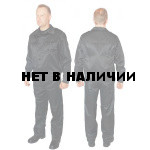 Костюм летний ЯСОН черный