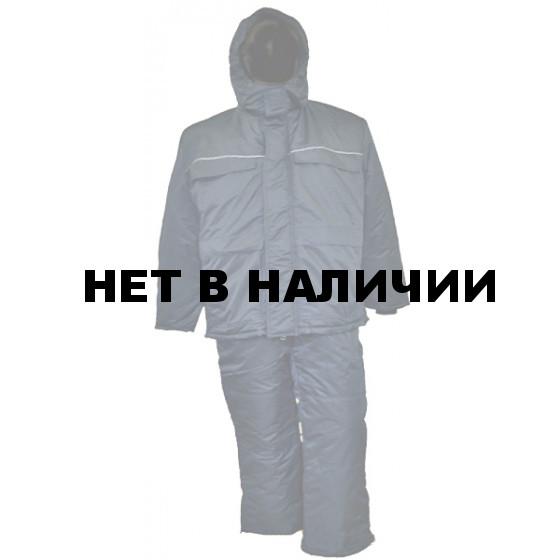 Костюм зимний УРАЛ-Комфорт синий
