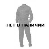 Костюм летний ЛИДЕР (в заправку) черный