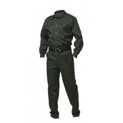 Костюм летний ЛИДЕР (в заправку) зеленый