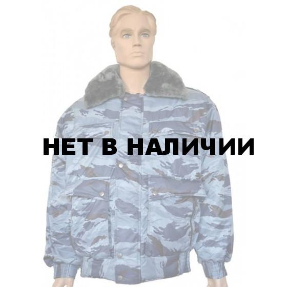 Костюм зимний СВЯТОГОР, камуфляж с/г камыш (оксф, файб)