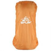 Накидка на рюкзак 130 л оранжевый