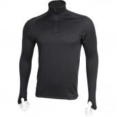 Термобелье футболка L/S Tactigrid черная