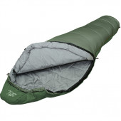 Спальный мешок Expedition Junior 250 зеленый