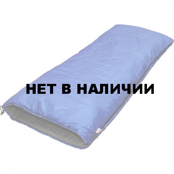 Спальный мешок Scout 400 синий R
