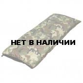 Спальный мешок Scout 400 камуфлированный L