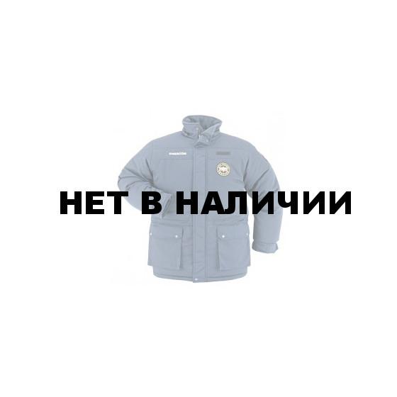 Куртка утепленная МЧС мод 4 синяя