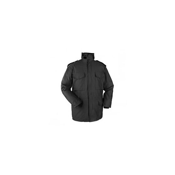 Куртка полевая US M65 черн подст.