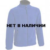 Куртка спортивная 2 Polartec 200 темно синяя